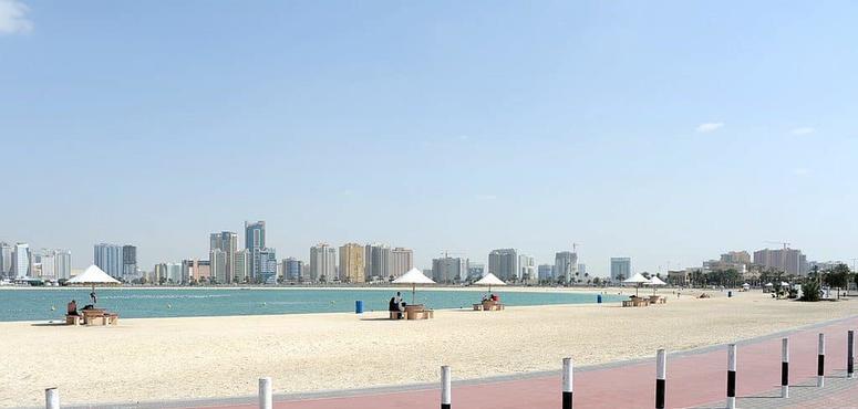 Dubai Municipality reopens Mamzar Beach Walk
