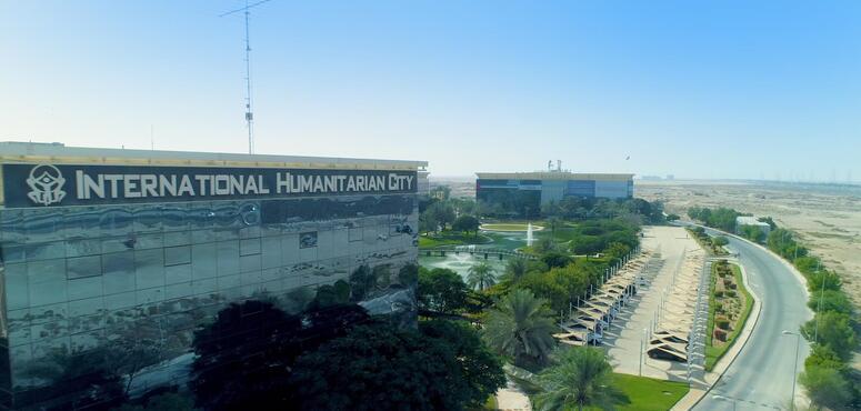 World's largest humanitarian hub in Dubai driving Covid-19 response