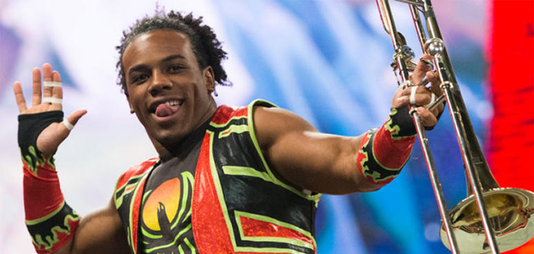 Video: Xavier Woods talks Valiant, eSports and the best gamers in the WWE