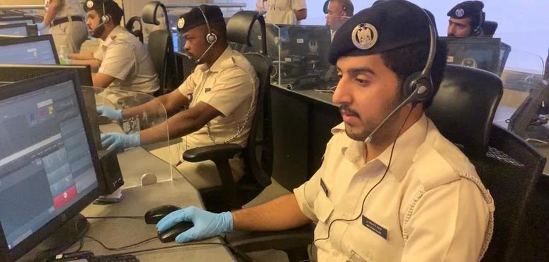 Over 41,500 calls to Abu Dhabi Police during Eid break