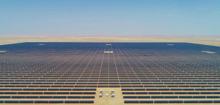 PDO's new solar plant starts producing power in Oman