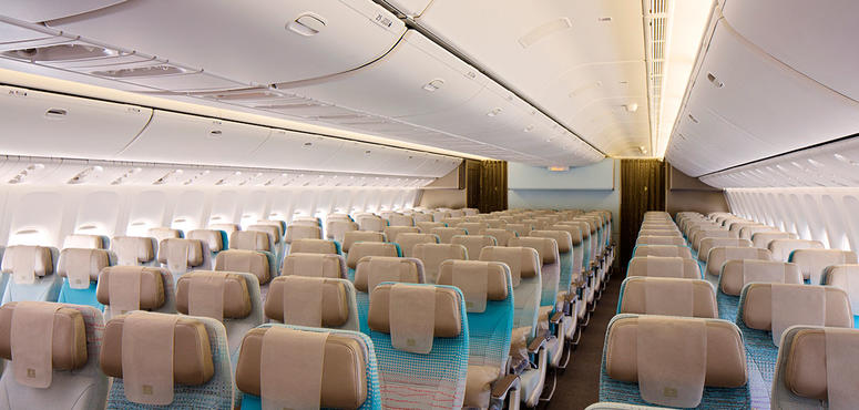 Social distancing is not the answer to future flying, says Emirates president