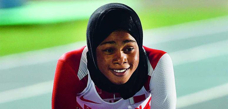 Bahrain's 400m world champion Naser gets provisional doping ban