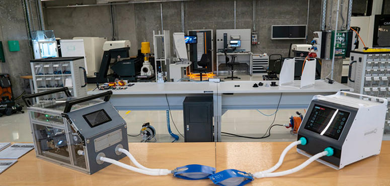 Dubai develops new medical ventilator prototype