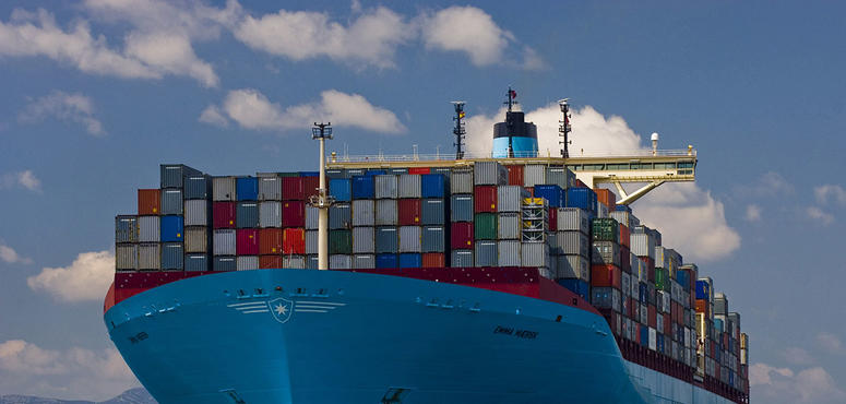 Video: How coronavirus is changing global shipping routes