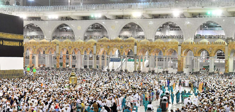 Saudi Arabia to allow only 1,000 Hajj pilgrims this year