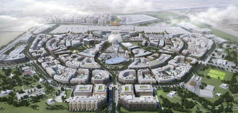 Expo's District 2020 announces partnership to help SMEs