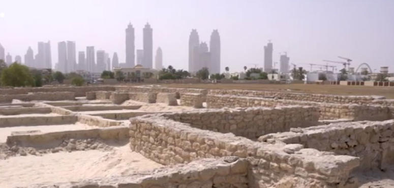 Video: Discover the jewels in the crown of the city's civilisation