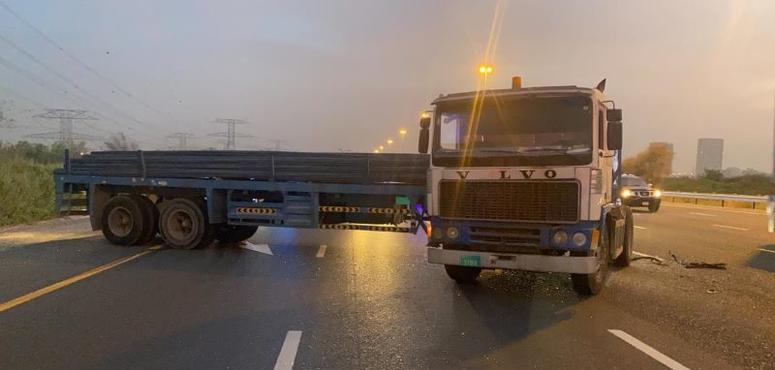 Dubai road accident kills four, injures 11