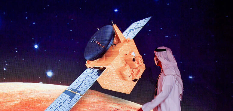 To mars and beyond: UAE's mission to explore the Red Planet