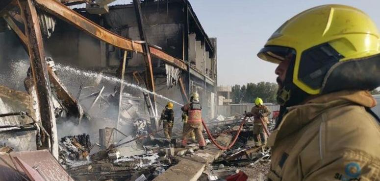 Flowershop.ae forced to suspend operations after warehouse fire