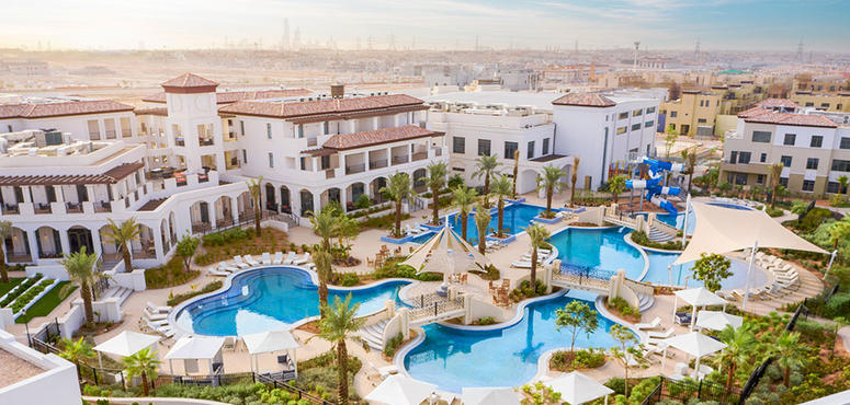 $266m Riyadh 'resort' opens as developer backs real estate recovery