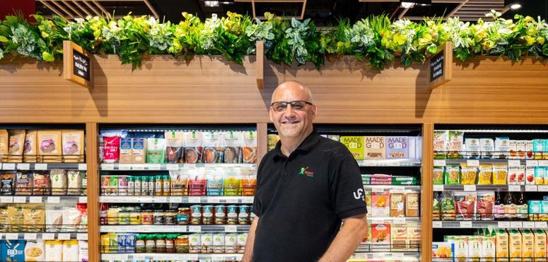Is this the first of new coronavirus-friendly hypermarkets to open in the UAE?