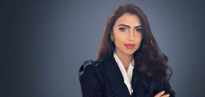 The Arab-American woman 'building bridges' from DC to the Middle East
