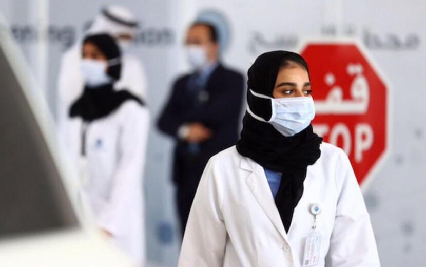 UAE detects 624 new coronavirus cases