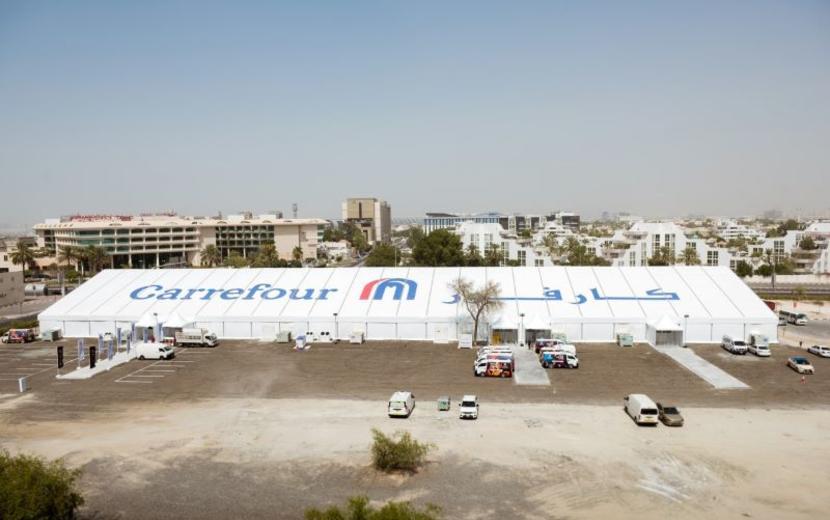 Majid Al Futtaim reveals plans to ramp up Carrefour's online presence