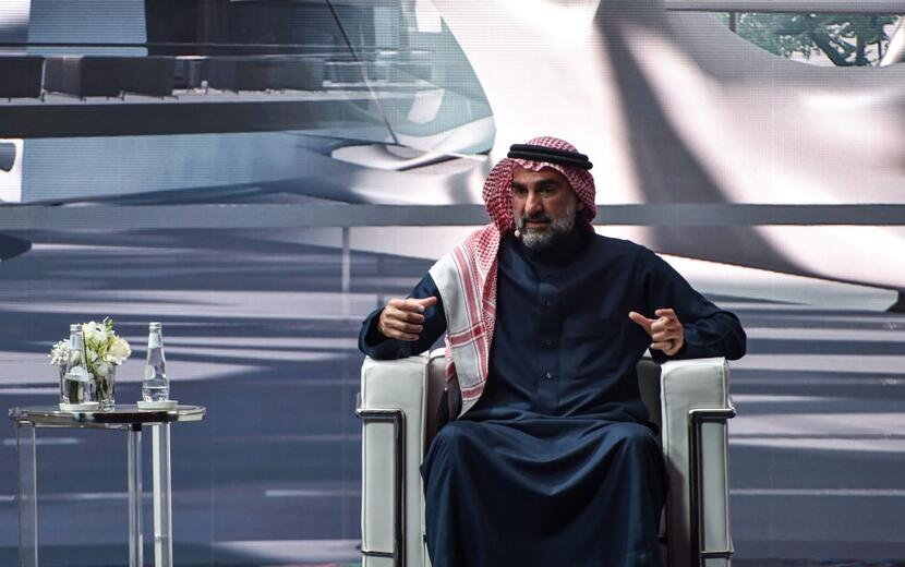 Head of Saudi wealth fund 'worried' by increasing power of large tech firms