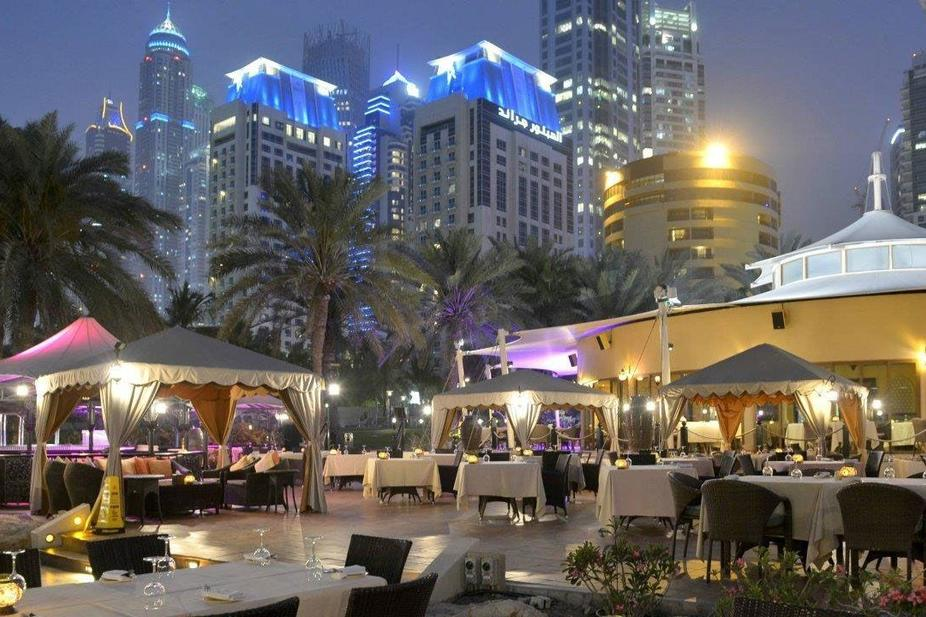 7 Arabic Restaurants With Entertainment In Dubai Arabianbusiness