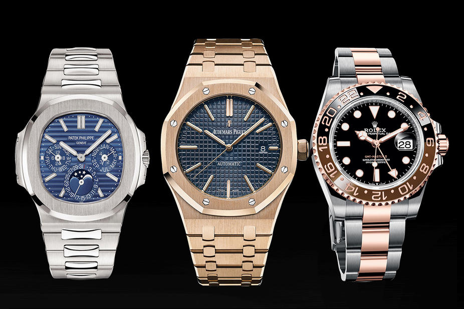 Which Way Now For Rolex Patek Philippe And Audemars Piguet Prices Arabianbusiness