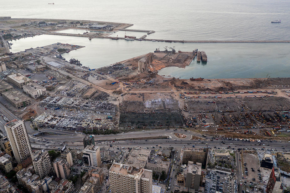 Beirut port: irreplaceable importance in the middle of Lebanon's ...