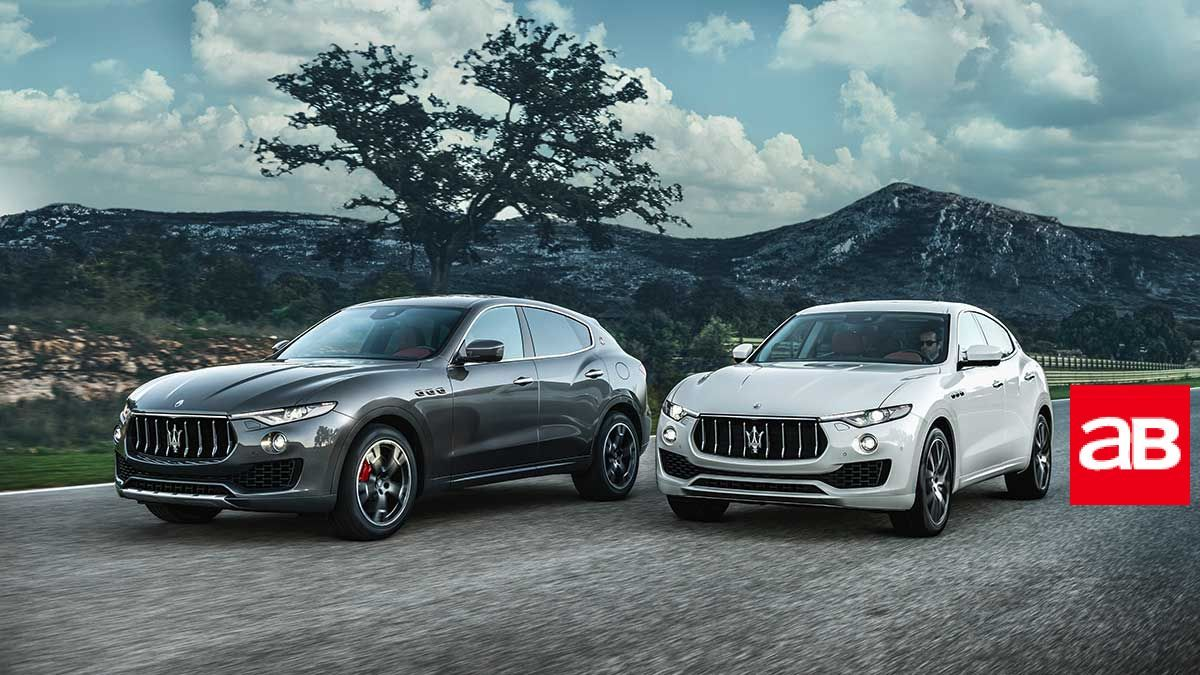 Review Is Maserati S Suv Competitive Enough Arabianbusiness
