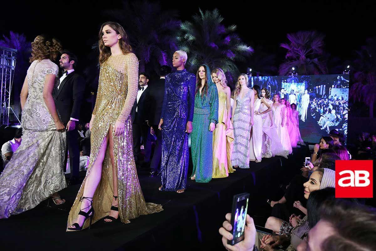 In Pictures Kuwait Fashion Week Catwalk Arabianbusiness