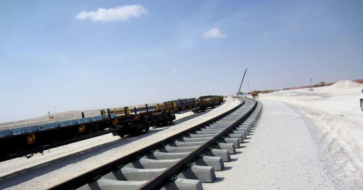 Train linking Gulf states to start running in 2023