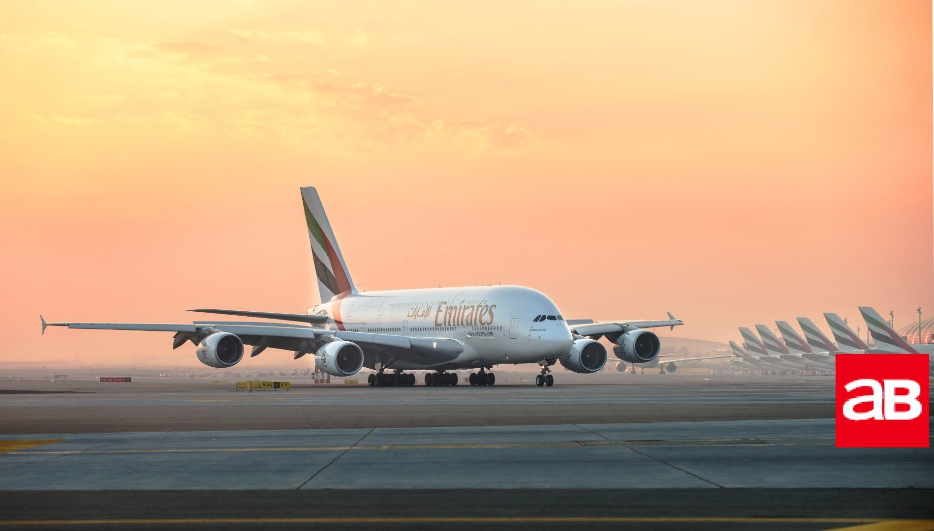 Emirates Airline Reports 69% Profit Fall After A 'tough