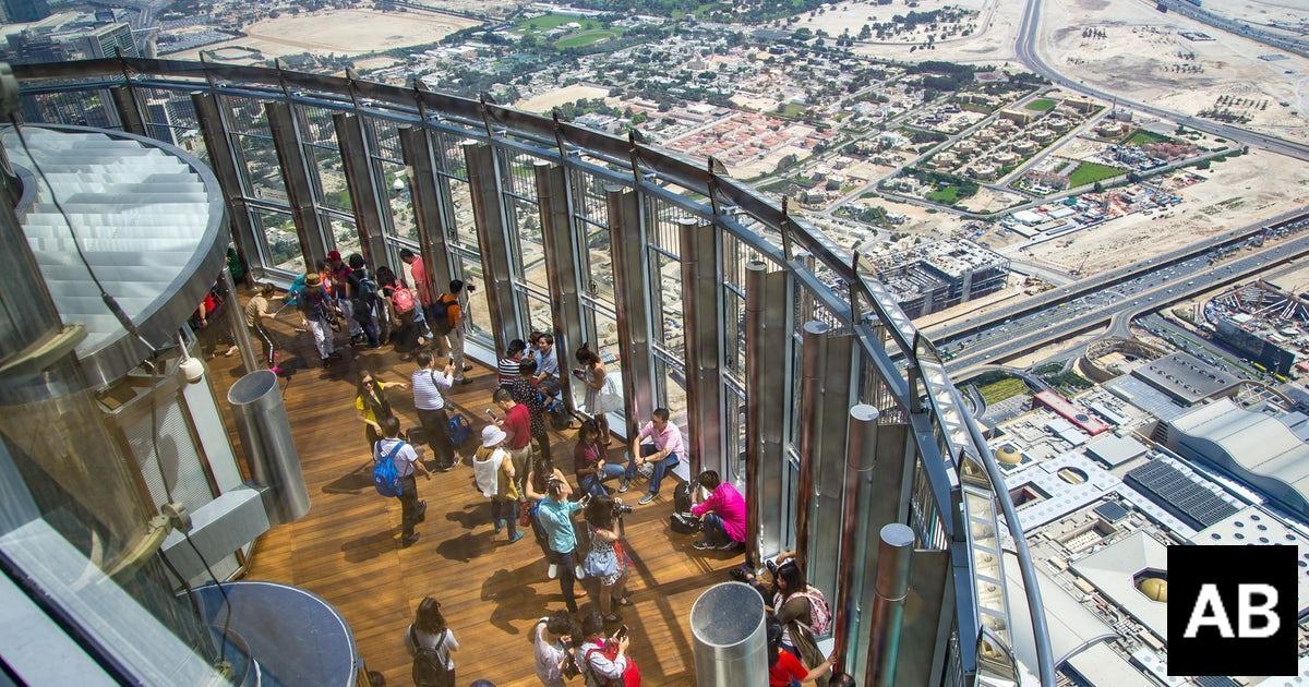 sell At The Top Burj Khalifa