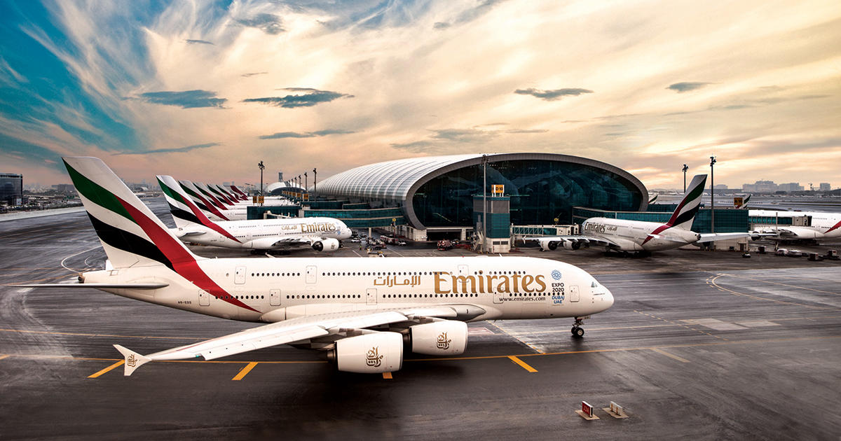 Emirates airline to suspend services to 30 destinations from Tuesday