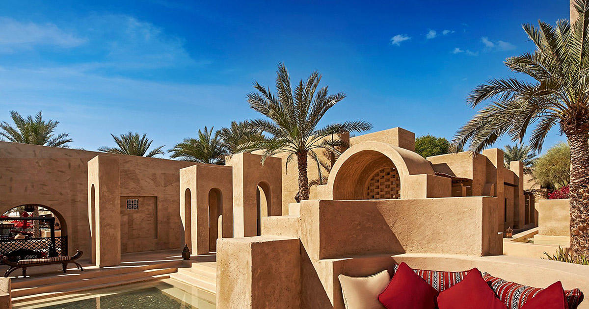 Meydan Hotel And Bab Al Shams Desert Resort Spa Temporarily Closes Arabianbusiness