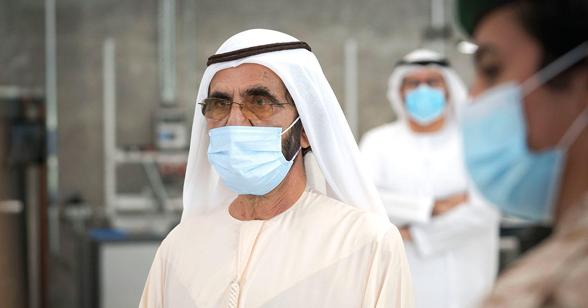 In pictures: Sheikh Mohammed inaugurates Dubai Future Laboratories