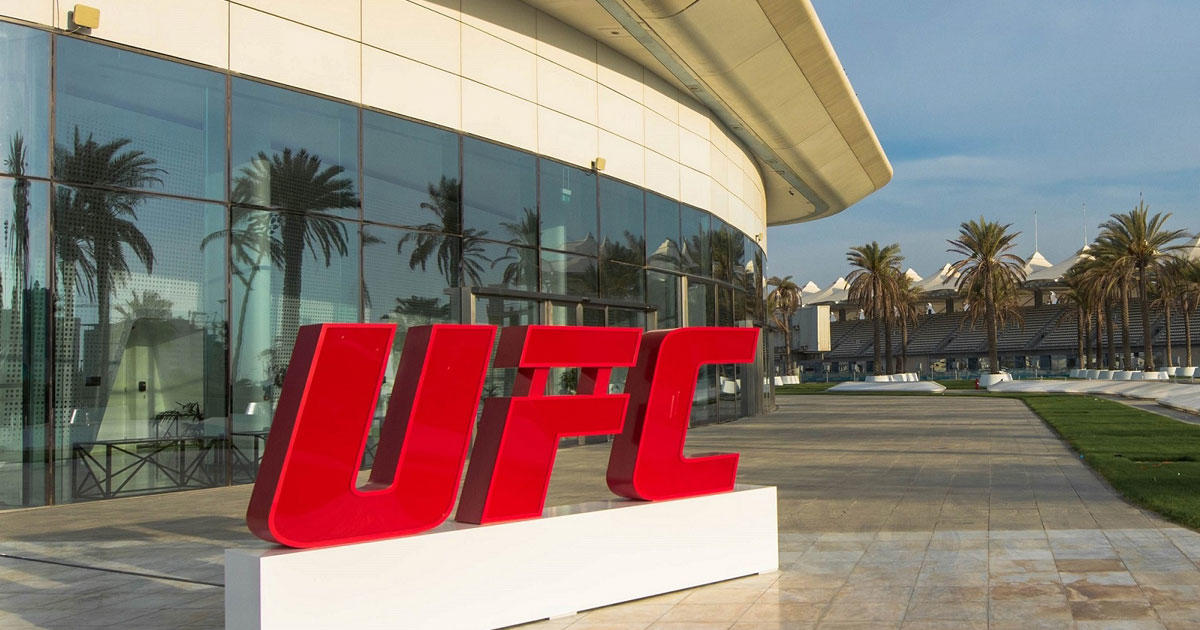 Video: UFC comes to Abu Dhabi