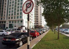 Abu Dhabi paid parking to be rolled out in 2010