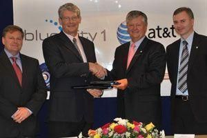 AT&T seals deal for Omani project