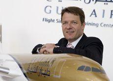 Bjorn Naf steps down as Gulf Air CEO