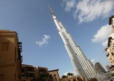AED400 to take fast track Burj Khalifa tour