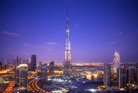 Live from Burj Khalifa ceremony