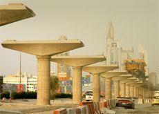 Construction work starts on Riyadh metro project
