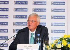 Emirates NBD launches bank's new brand identity