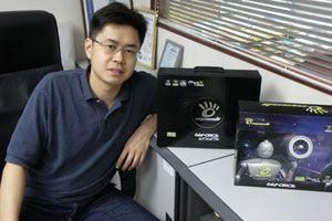Asian graphics card ace sets sights on Middle East channel