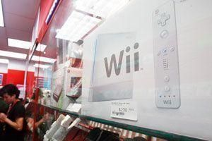 Nintendo profits dive as Wii loses appeal