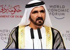 Facebook popularity prompts Sheikh Mohammed move