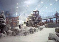 Ski Dubai creators set up new entertainment brand