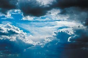 No clear skies for cloud computing