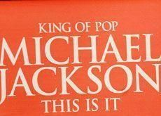 Promo for Jackson's 'This Is It' tour
