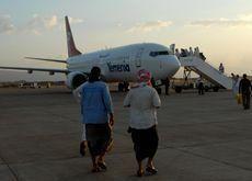 Yemeni airliner crash survivor hailed