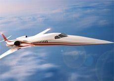 Mideast customers lead charge for $80m supersonic jet