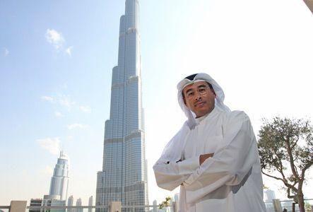 Burj Dubai cost $1.5bn to build
