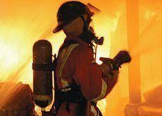 Three injured in huge warehouse blaze